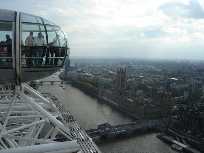 London Eye, 2007 - Photo: Melissa Becker